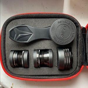 apexel Other - Cellphone lens kit